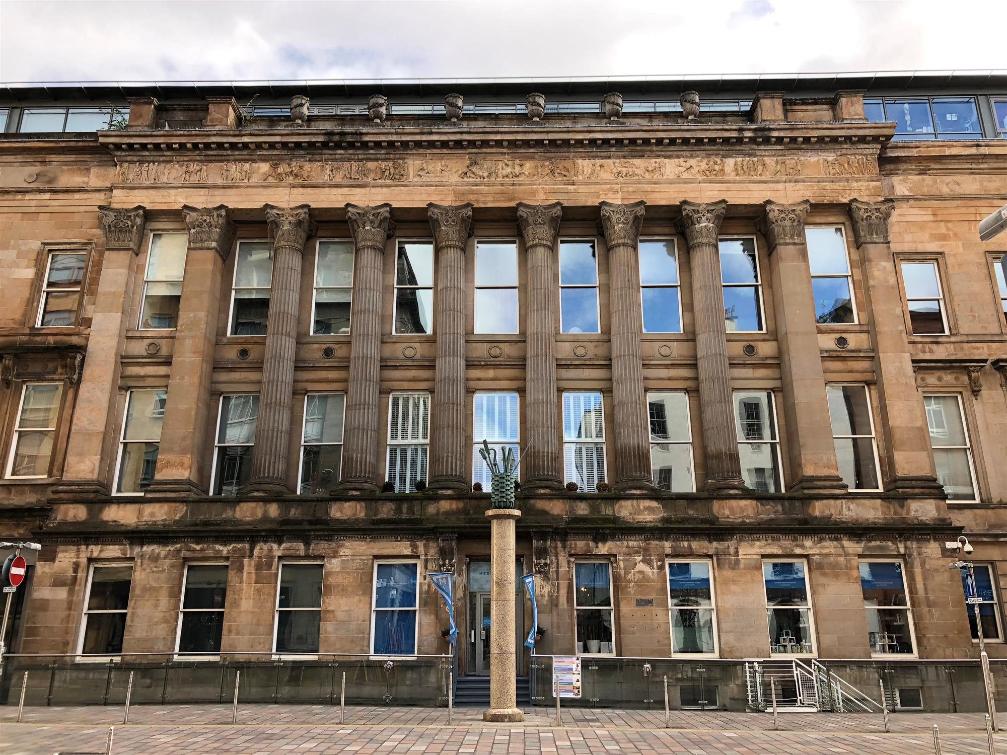Ingram Street, The Old Sheriff Court Building - Picture 1